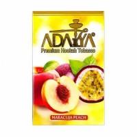 Табак Adalya Maracuja Peach ( Маракуя персик ) - 50 грамм