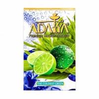 Табак Adalya The Coldest Green ( Прохладный лайм ) - 50 грамм