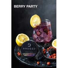 Табак Drugoy Berry Party  (Дикие ягоды, асаи лимон) - 25 грамм