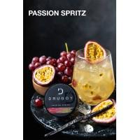 Табак Drugoy Passion Spritz (Маракуйя, виноград, ваниль) - 100 грамм