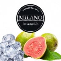 Табак Milano Ice Guava L34 (Гуава лед) - 100 грамм