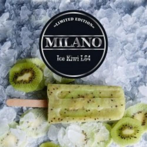 Табак Milano LE Ice Kiwi L64 (Лед киви) - 100 грамм