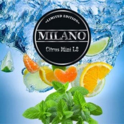 Табак Milano LE Citrus Mint L8 - 100 грамм