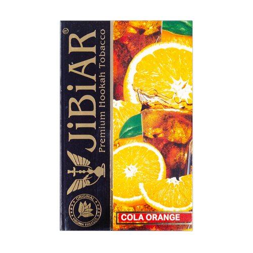 Табак Jibiar Cola Orange (Кола апельсин)   - 50 грамм