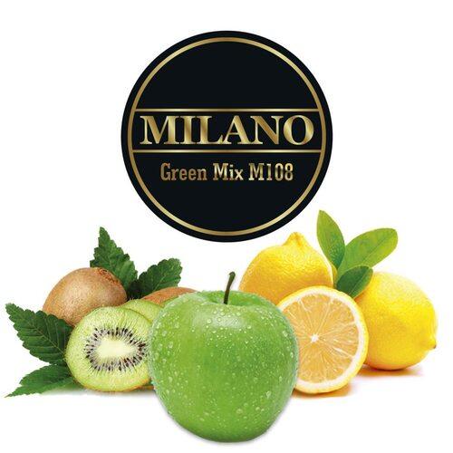 Табак Milano Green Mix M108 (Грин мих) - 100 грамм