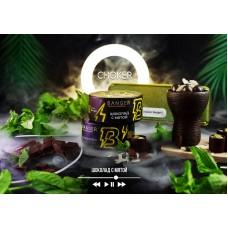 Табак Banger Choker ( Шоколад с мятой ) - 100 грамм