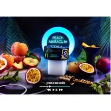 Табак Banger Peach Maracuja (Персик маракуйя) - 100 грамм