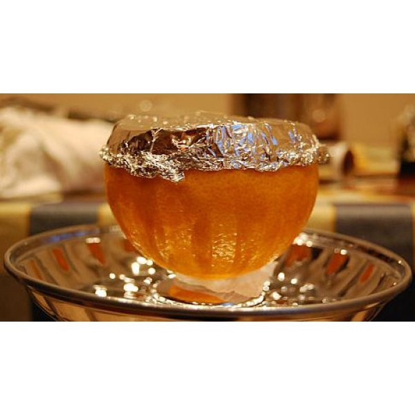 Чаша для кальяна из грейпфрута