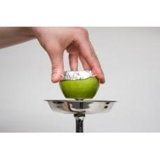 Как приготовить кальян на яблоке