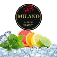 Табак Milano Ice Citrus Mint М123 (Лед Цитрус Мята) - 50 грамм