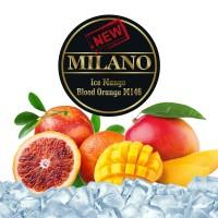 Табак Milano Ice Mango Blood Orange M146 (Лед Манго Красный Апельсин) - 50 грамм