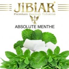 Табак Jibiar Absolute Menthe (Абсолютная Мята) - 100 грамм
