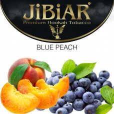 Табак Jibiar Blue Peach (Голубика Персик) - 100 грамм