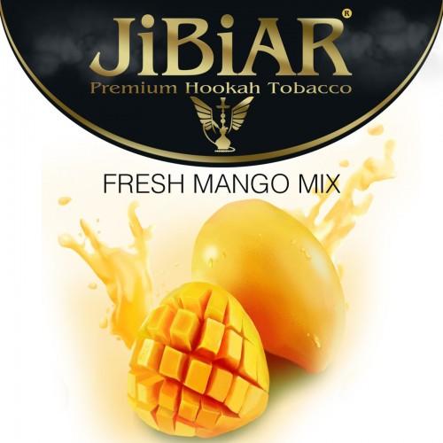 Табак Jibiar Fresh Mango Mix (Свежий Манго Микс) - 100 грамм