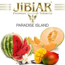 Табак Jibiar Paradise Island (Парадайз Исланд) - 100 грамм