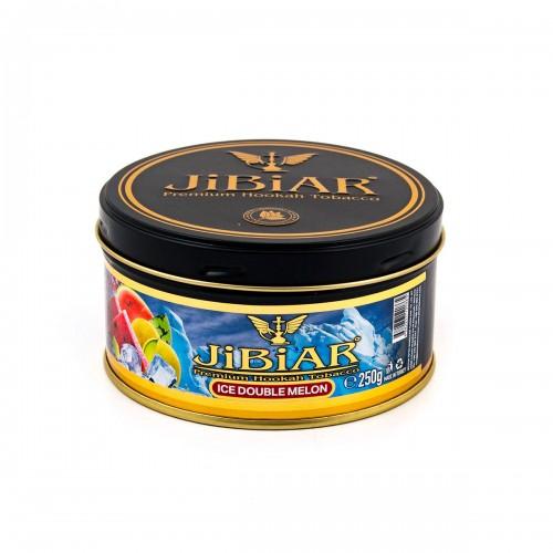 Табак Jibiar Ice Double Melon (Лед арбуз дыня) - 250 грамм