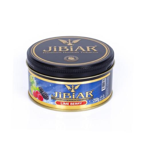 Табак Jibiar Lime Berry (Лайм ягоды) - 250 грамм