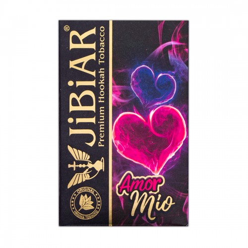 Табак Jibiar Amor Mio (Амор Мио)   - 50 грамм