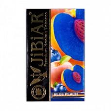Табак Jibiar Blue Peach (Голубика Персик) - 50 грамм