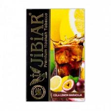Табак Jibiar Cola Lemon Maracuja (Кола Лемон Маракуйя)- 50 грамм
