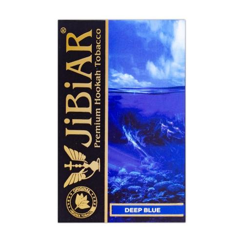 Табак Jibiar Deep Blue (Лед Черника) - 50 грамм
