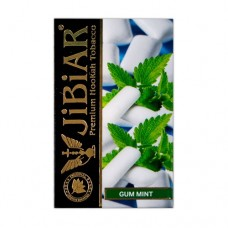 Табак Jibiar Gum Mint (Жвачка с мятой) - 50 грамм
