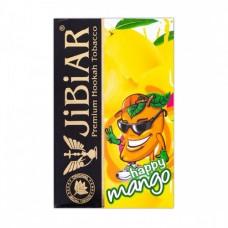 Табак Jibiar Happy Mango (Лимонад Манго) - 50 грамм