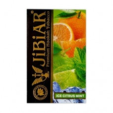Табак Jibiar  Ice Citrus Mint (Лед Циртус Мята) - 50 грамм