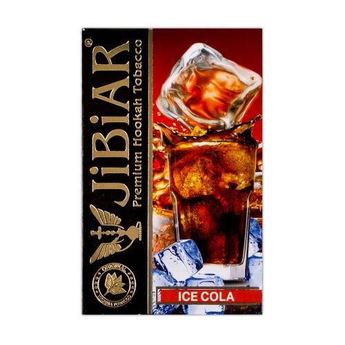 Табак Jibiar Ice Cola (Лед Кола) - 50 грамм