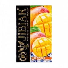 Табак Jibiar  Ice Mango (Лед Манго) - 50 грамм