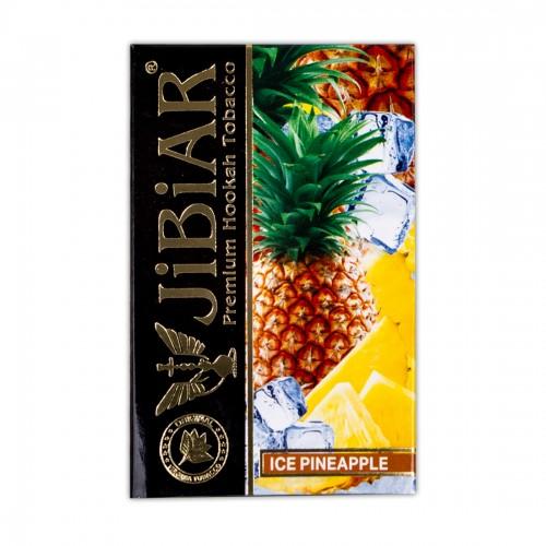 Табак Jibiar Ice Pineapple (Лед Ананас) - 50 грамм