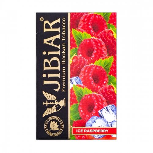 Табак Jibiar Ice Raspberry (Лед Малина) - 50 грамм