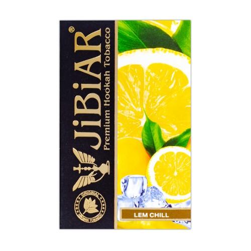 Табак Jibiar Lem Chill (Лед Лимон) - 50 грамм