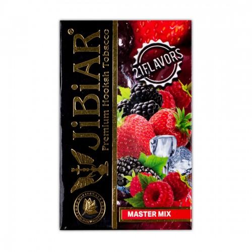 Табак Jibiar Master Mix (Мастер Микс)  - 50 грамм