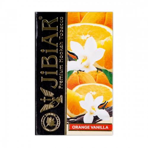Табак Jibiar Orange Vanilla (Апельсин Ваниль) -50грамм