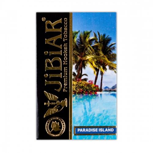 Табак Jibiar Paradise Island (Райский Остров) - 50 грамм