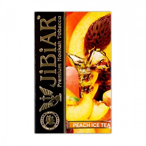 Табак Jibiar Peach Ice Tea (Холодный Персиковый Чай) - 50 грамм