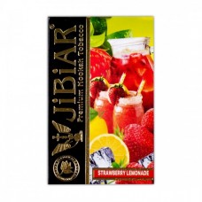 Табак Jibiar Strawberry Lemonade ( Клубничный лимонад)- 50 грамм