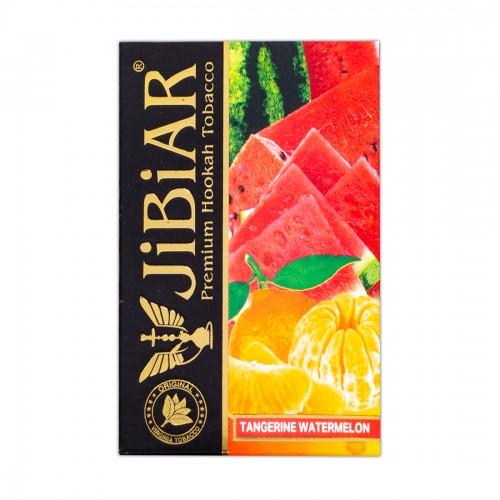 Табак Jibiar Tangerine Watermelon (Мандарин Арбуз)   - 50 грамм