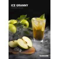 Табак Darkside Core Ice Granny ( Ледяное яблоко ) - 100 грамм