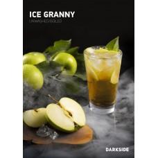 Табак Darkside Core Ice Granny (Ледяное яблоко) - 100 грамм