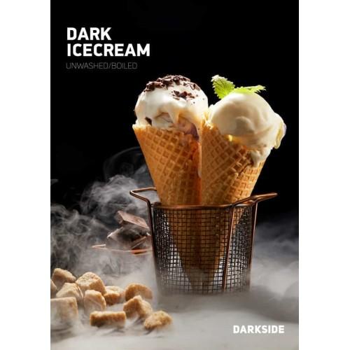 Табак Darkside Core Dark Ice Cream (Мороженое) - 100 грамм