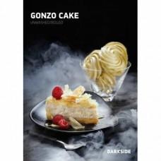 Табак Darkside Core Gonzo Cake (Чизкейк) - 100 грамм