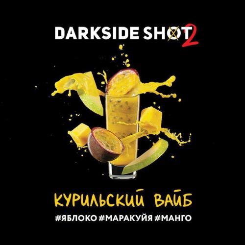 Табак Darkside Shot Курильский Вайб - 30 грамм