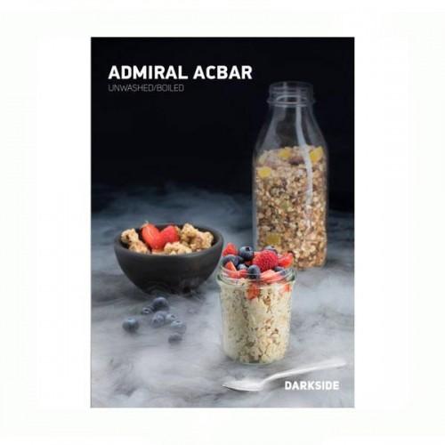 Табак Darkside Core  Admiral Acbar 100 грамм (овсяная каша)