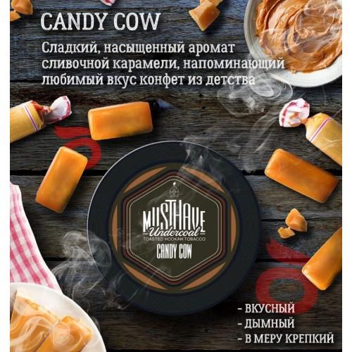 Табак Must Have Candy Cow (Коровка) - 125 грамм