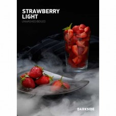 Табак Darkside Medium Strawberry Light (Клубника) - 100 грамм