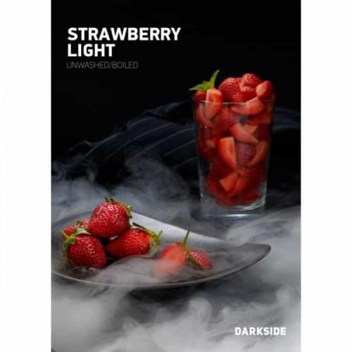 Табак Darkside Core Strawberry Light (Клубника) - 100 грамм